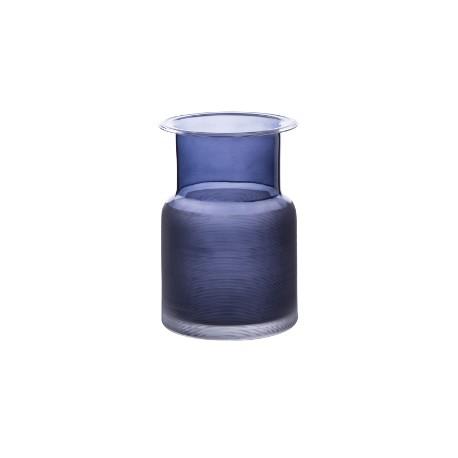 Toscana Indigo Blue Vase (h)20x(d)13,5cm