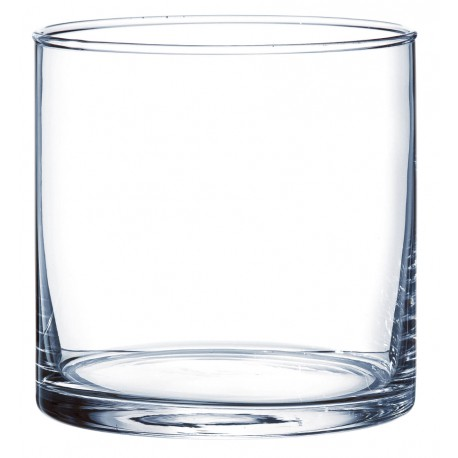 Vase cylindrique (h)10x(d)10cm