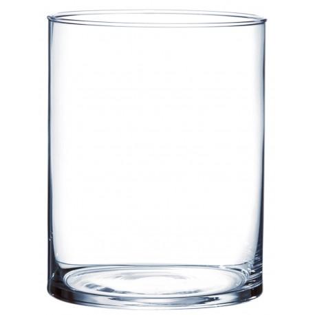 Vase cylindrique (h)15x(d)10cm