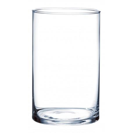Vase cylindrique (h)20x(d)10cm