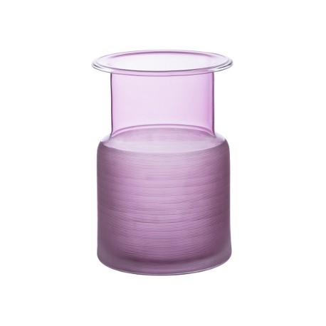 Toscana Pink Vase (h)20x(d)13,5c