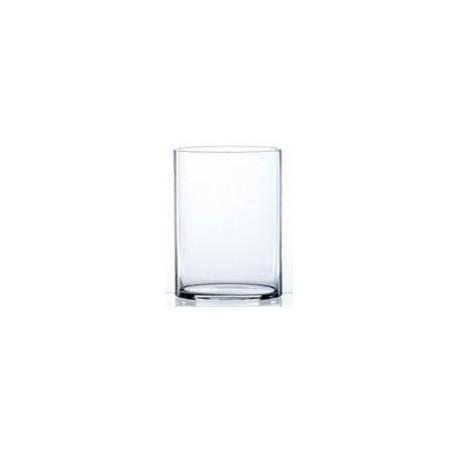 Vase cylindrique (h)19x(d)14cm