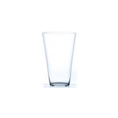 Vase conique (h)12x(d)12cm