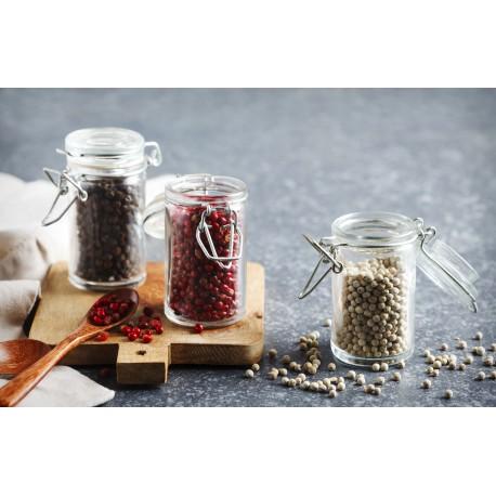 Clip Jar (h)8,3x(d)4,5cm