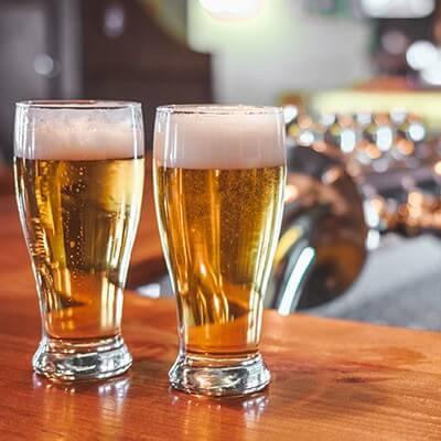 Verres à bière/Chopes à bière